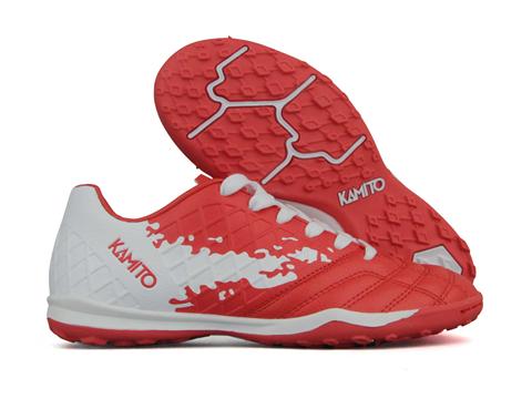 Giày Kamito QH19 KID Premium Pack Đỏ Trắng