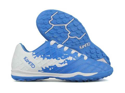 Giày Kamito QH19 KID Premium Pack Xanh Trắng