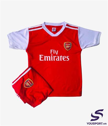 Quần Áo Trẻ Em Arsenal