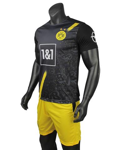Quần Áo Dortmund Đen
