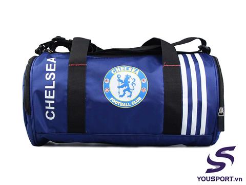 Túi Trống Chelsea Xanh