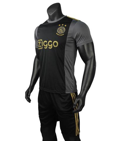 Quần Áo Ajax Đen
