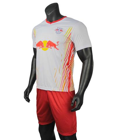 Quần Áo RB Leipzig Đỏ Trắng