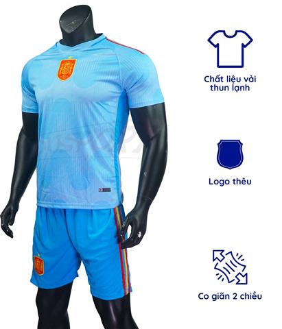 Áo Bóng Đá Đội Tuyển Tây Ban Nha