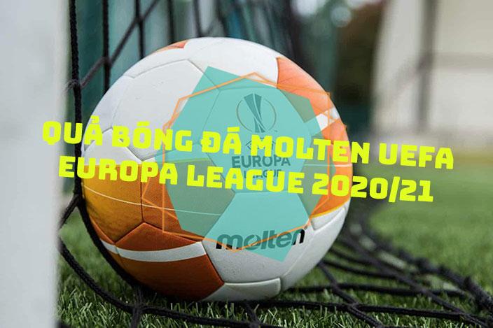 Quả bóng đá Molten UEFA Europa League 2020/21