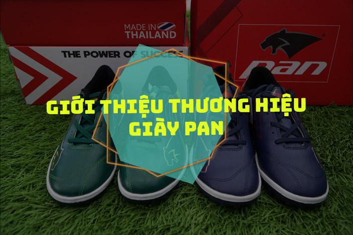 Giới thiệu về thương hiệu giày Pan