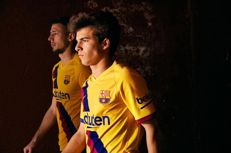 Quần áo bóng đá câu lạc bộ Barca