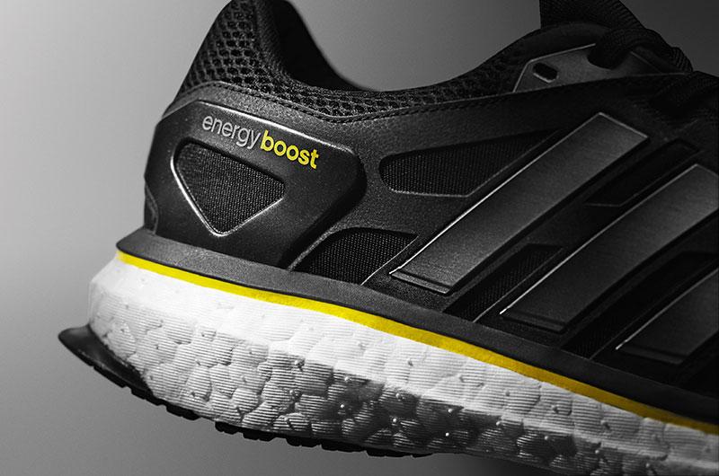 Công nghệ BOOST trên đế giày Adidas