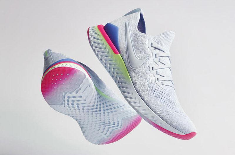 Công nghệ REACT trên đôi giày Nike