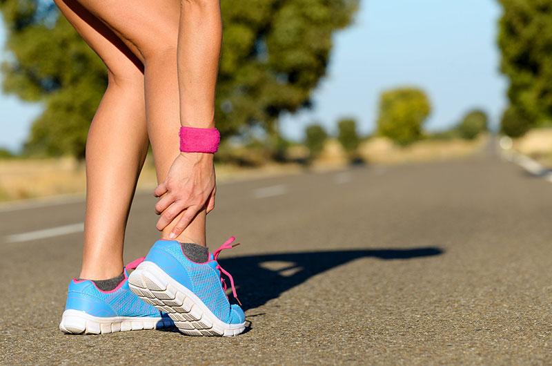 Chấn thương là điều không thể tránh khi bạn chọn giày chạy bộ không đúng size