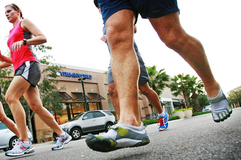 Giày chạy bộ tối giản (Barefoot)