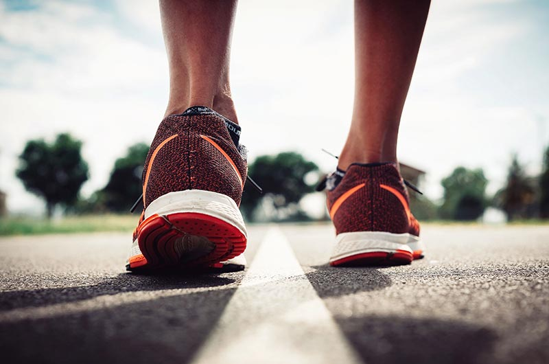 Giày chạy bộ cho dành cho kiểu bàn chân Overpronation