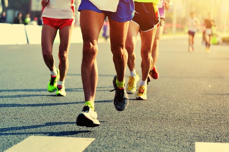 Giày chạy bộ phù hợp với kiểu bàn chân Supination