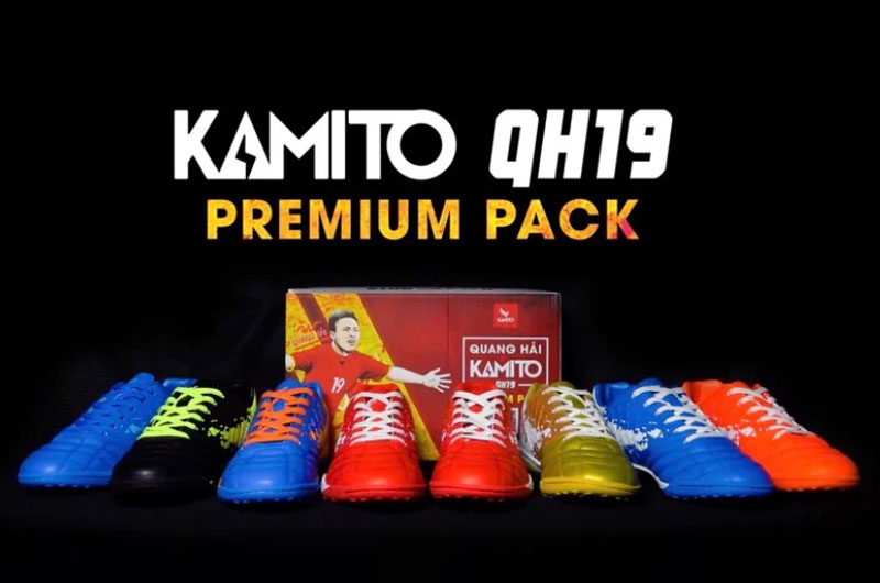 Kamito QH19 Premium Pack