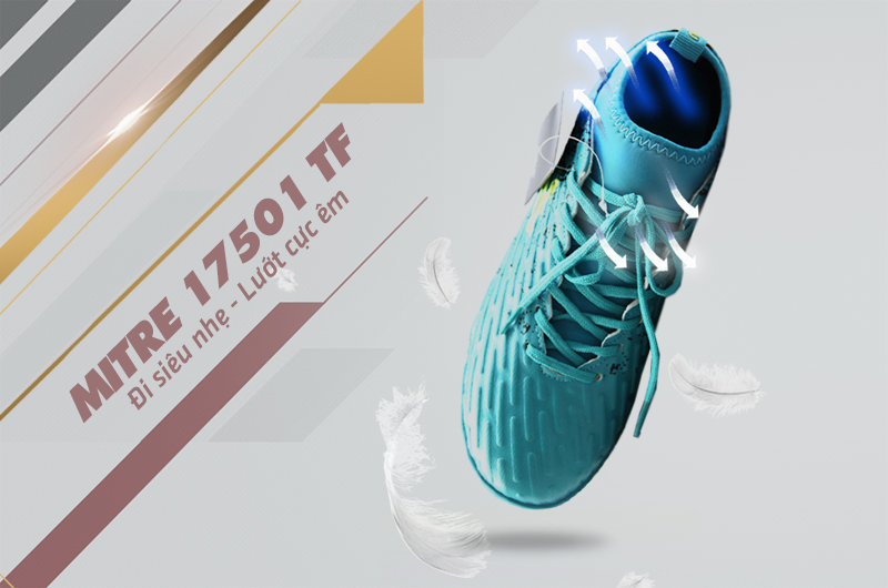 Giày đá bóng Mitre 170501 TF