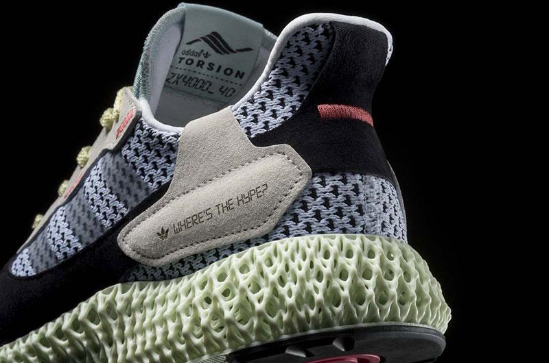 Công nghệ in đế 4D được xem là tương lai của ngành công nghiệp giày thể thao