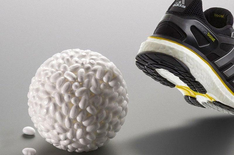 Công nghệ đế Boost đình đám từ nhà Adidas
