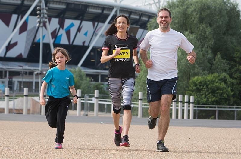 Tinh thần thoải mái là lợi ích tuyệt với mà chạy bộ mang lại