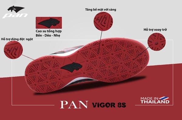 Giày Pan đế IC