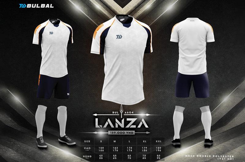 Quần áo bóng đá thương hiệu Bulbal