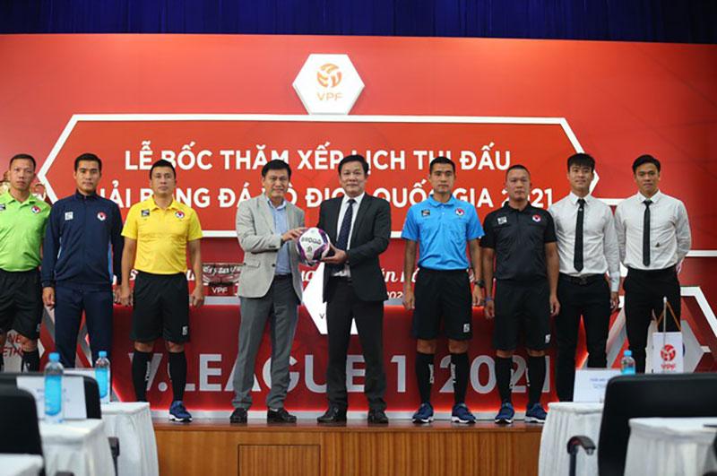 Cobra chính thức được VPF sử dụng trong V-League mùa giải 2021