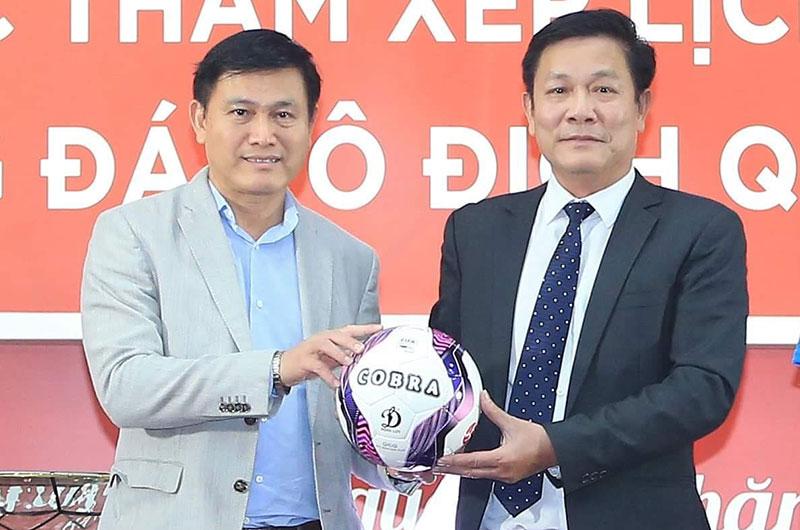 Động Lực là tập đoàn thể thao hàng đầu của Việt Nam
