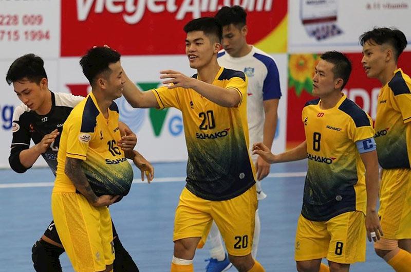 Sahako đang là câu lạc bộ Futsal chuyên nghiệp nổi bật đang thi đấu trong bộ trang phục của CP Sport