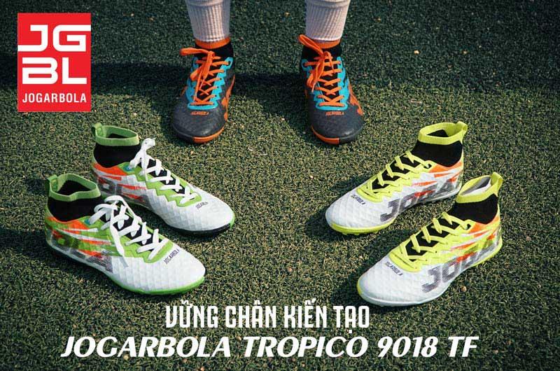Giày đá bóng Jogarbola Tropical 9018