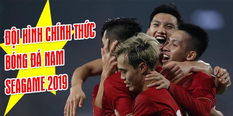Đội hình thi đấu và lịch thi đấu của tuyển VN tại SEAGAME 2019