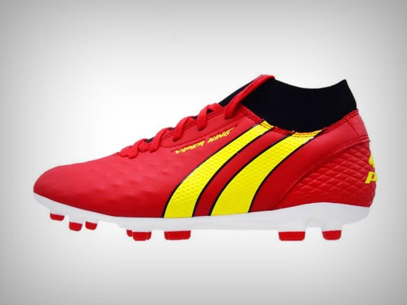 Đo size giày bóng đá sân cỏ FG