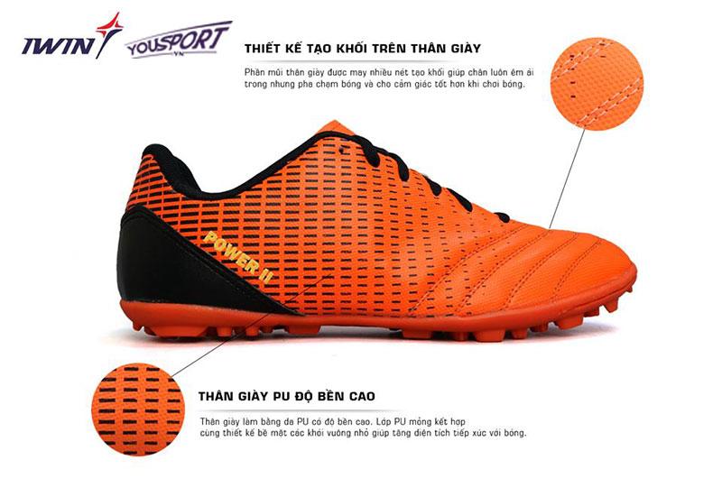 Giày đá bóng iWin