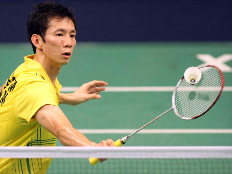 Kỹ thuật dùng vợt cầu lông cơ bản