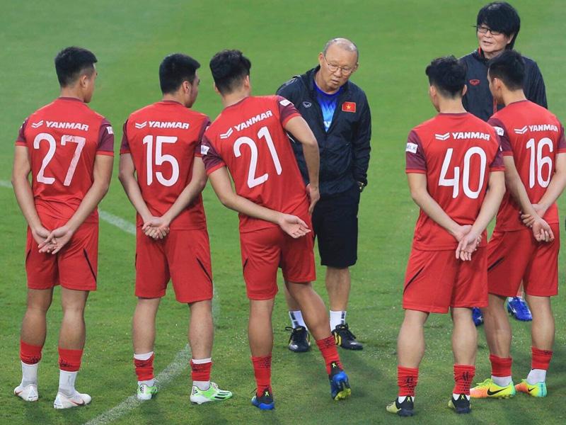 Đội tuyển Việt Nam trước thềm thi đấu SEA Games 30