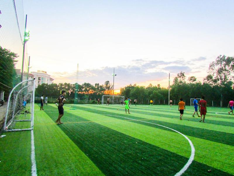 Luật bóng đá futsan 2019