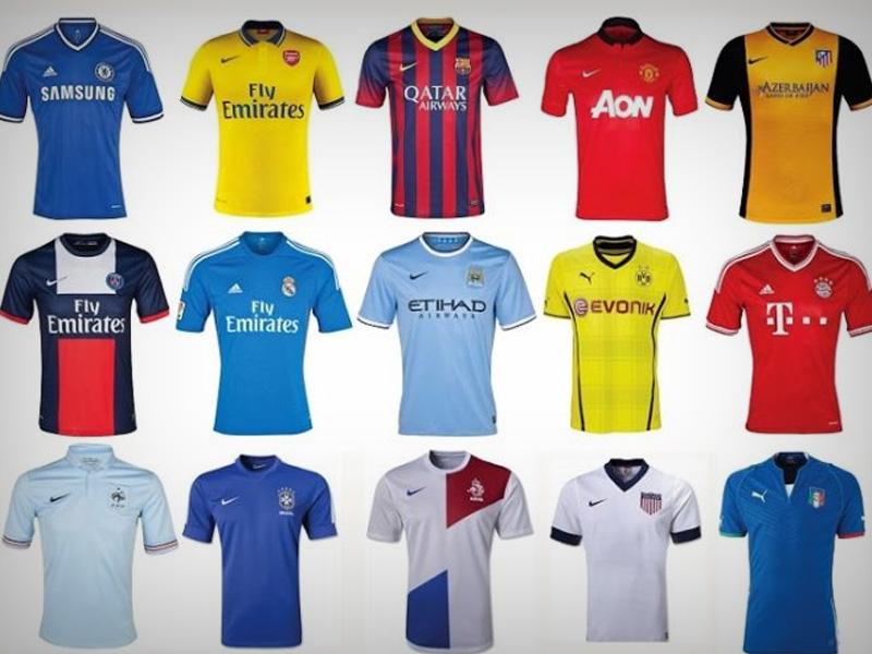 Quy định về quần áo bóng đá trong thi đấu