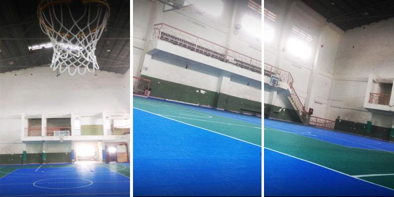 Sân bóng rổ Tinh Võ