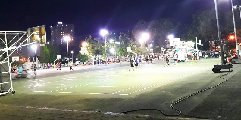 Sân bóng rổ Phú Thọ