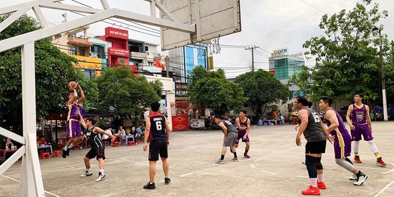 Sân bóng rổ Chùa