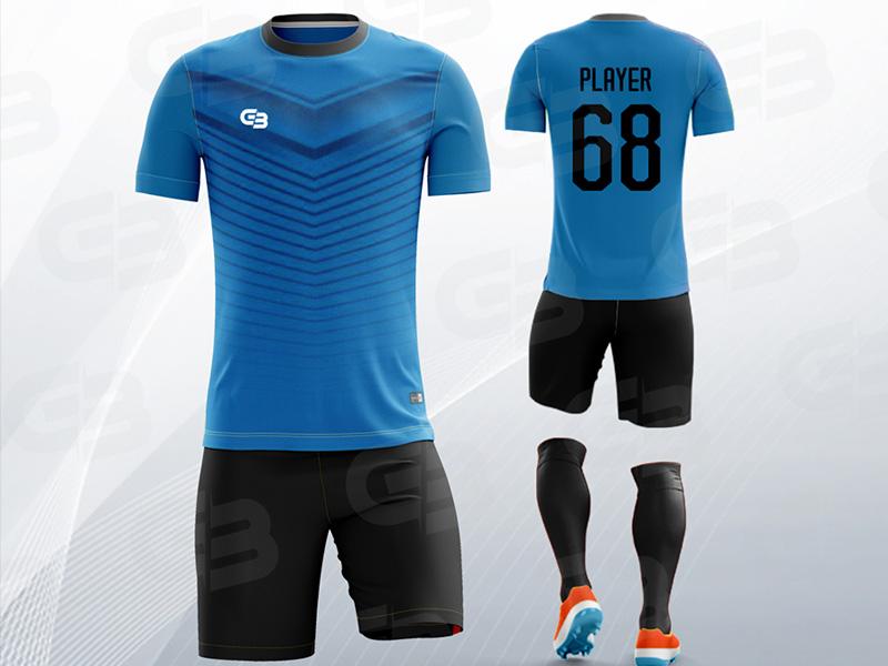 In áo bóng đá đẹp, chất lượng 2019