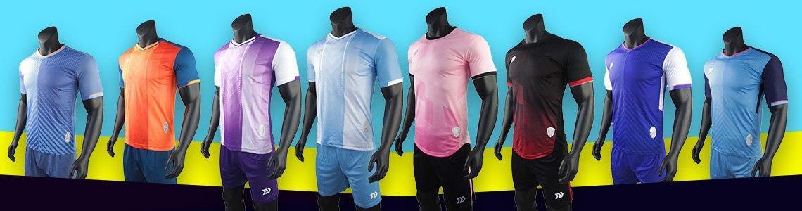 Quần áo bóng đá không logo