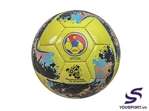 Quả Bóng Futsal Galaxy Vàng