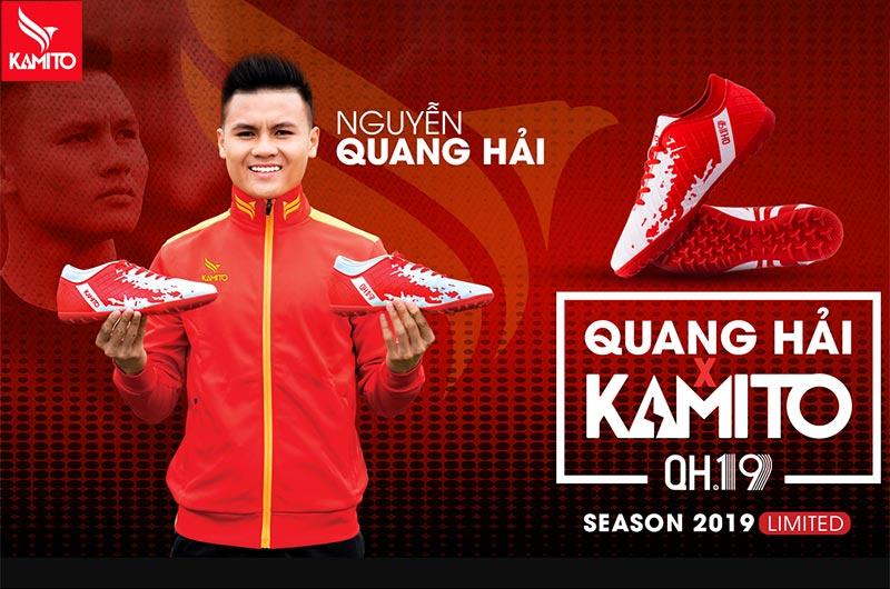 Giày Kamito QH19 KID Premium Pack