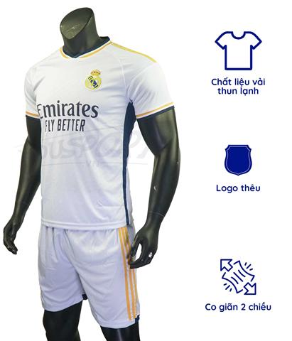 Quần Áo Real Madrid