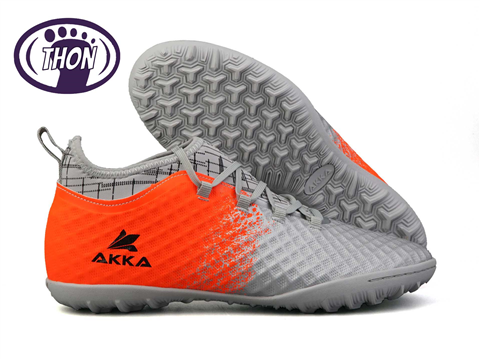 Giày Akka Speed 2.1 TF Bạc Cam