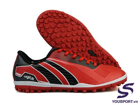 Giày Pan Bravo Agilis TF Đỏ