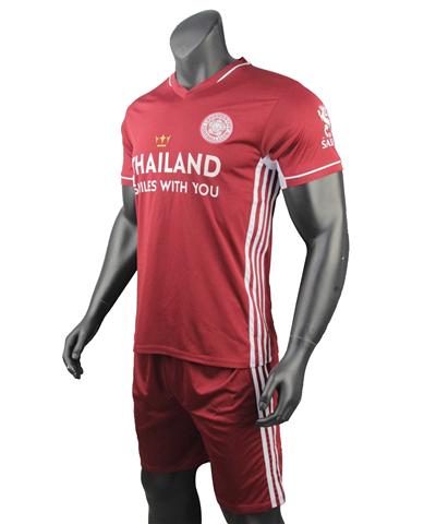 Quần áo Leicester City Đỏ Đô