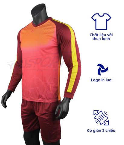 Quần áo thủ môn Justplay