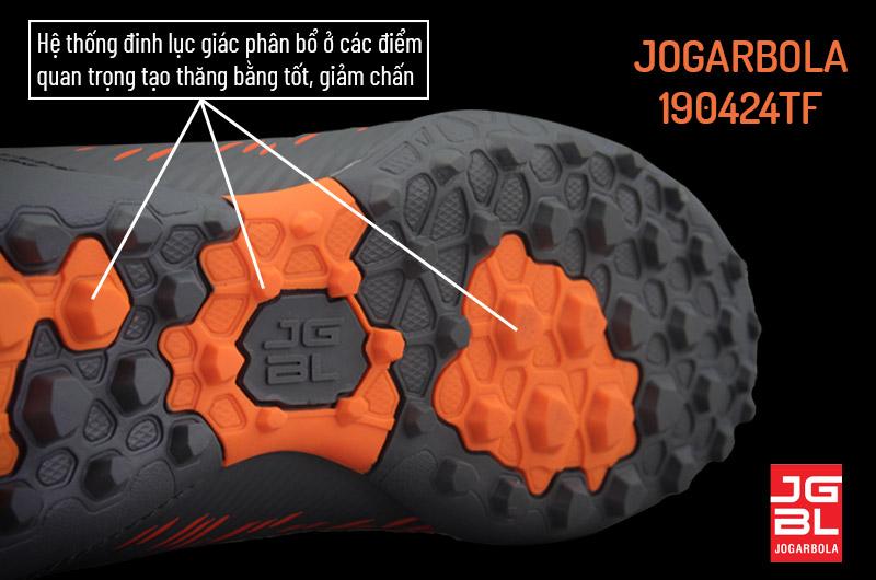 Giày bóng đá Jogarbola 190424B TF