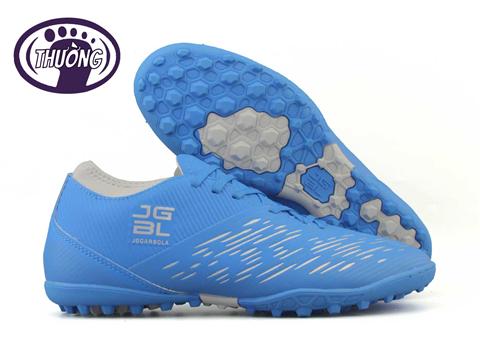 Giày bóng đá Jogarbola 190424B TF Xanh Biển