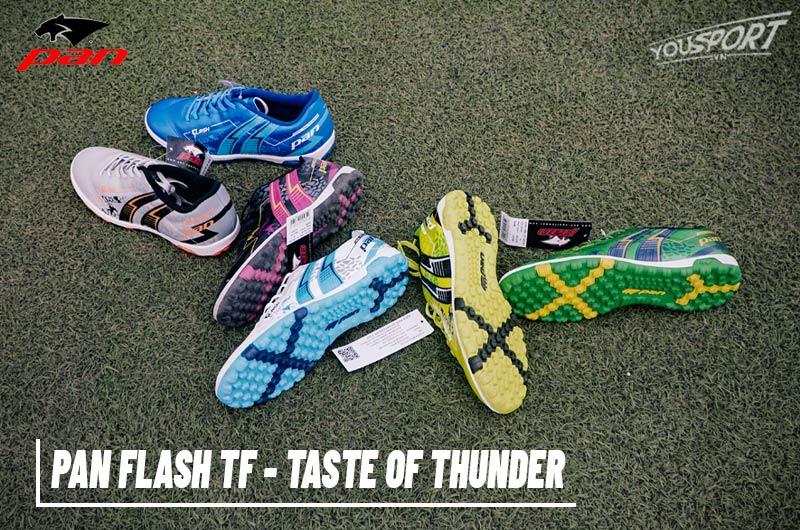 Giày Pan Flash TF